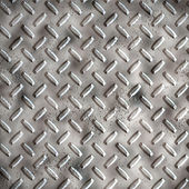 Tread plate — Stock Photo