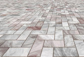 Paved floor — Stock Photo