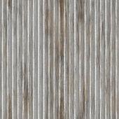 Ferro ondulato — Foto Stock