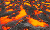 Magma — Stock Photo
