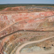 Mine at cobar - Stock Photo