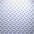 Steel diamond plate — Foto Stock