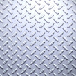Steel diamond plate — Foto de Stock
