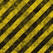 Royalty-Free Stock Photo: Hazard stripes