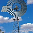 Big windmill - Stock Photo