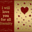 Love for eternity — Stock Photo