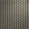 Woven metal — Stock Photo #1214488