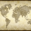 Royalty-Free Stock Photo: Old map