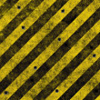 Stock Photo: Hazard stripes