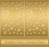 Valentines card — Stock Photo