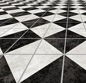 Marble floor — Stock Photo