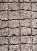 Paved concrete — Stock Photo