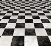 Marmeren tegels — Stockfoto
