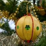 Christmas tree decorations — Stock Photo #1244474
