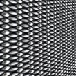 Chain link mesh — Stock Photo