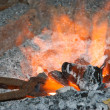 Hot forge — Stock Photo #1245052