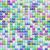 Colourful balls — Stock Photo