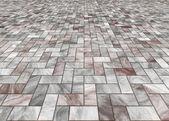 Paved floor — Stock Photo
