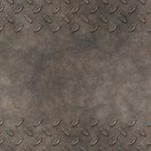 Diamond plate background — Stock Photo