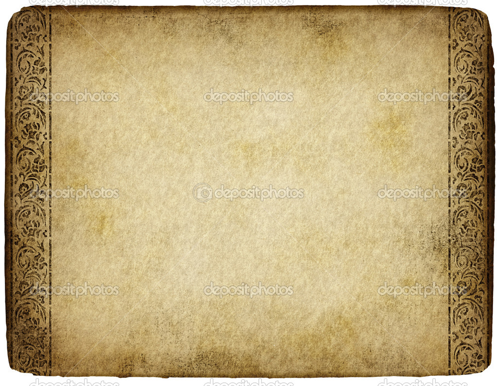 Old parchment — Stock Photo © clearviewstock #1244598