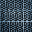 Metal grid walkway — Stock Photo #1430311