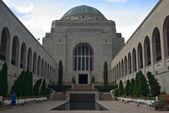 Oorlog memorial canberra — Stockfoto