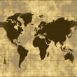 Royalty-Free Stock Photo: Map of the world