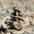 Balancing rocks — Stock Photo