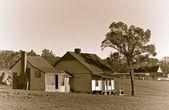 Rancho velho — Foto Stock