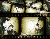 Abstract filmstrip — Stock Photo
