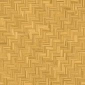 A large background image of parquetry floor — Stock Photo