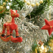 Christmas tree decorations — Stock Photo #1911425