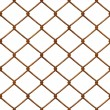 Stock Photo: Chainlink fence