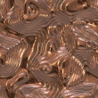 Liquid metal — Stock Photo