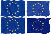 Flag of the european union — Stock Photo
