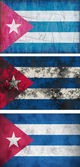Flag of Cuba — Stock Photo
