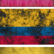 Flag of Colombia — Stock Photo #1972777