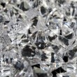 Diamond background — Stock Photo