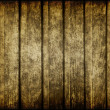Grunge wood wall — Stock Photo