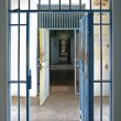 Stock Photo: Prison cell