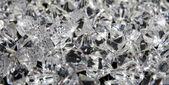 Diamond background — Stock Photo