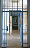 Prison cell — Stock Photo