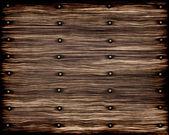 Grunge old wood planks — Stock Photo