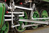 Steam power — Stock Photo