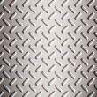 Alloy diamond plate — Stockfoto