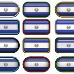Flag of El Salvador — Stock Photo #2063925