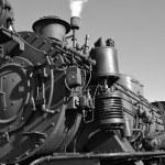 Old steam train — Stock Photo #2064152