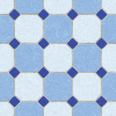 Marble tiled floor — Stock Photo
