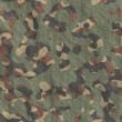 Camouflage material background texture — Stock Photo