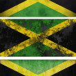 Stock Photo: Flag of Jamaica